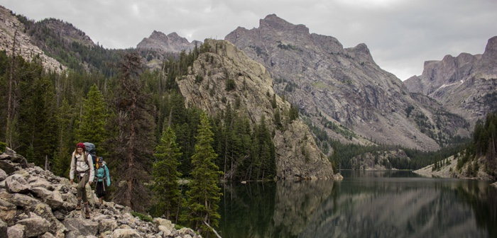 5 Reasons to Backpack the Wind River Range