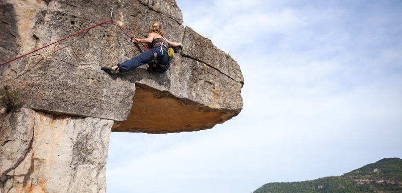 Women's Climbing Gear