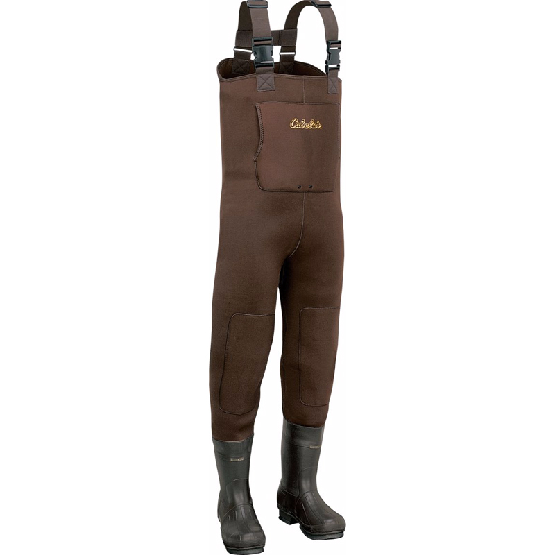 Cabela's 5mm Neostretch Neoprene Chest Waders
