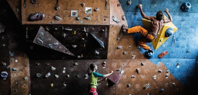 Indoor Climbing Tips for Beginners