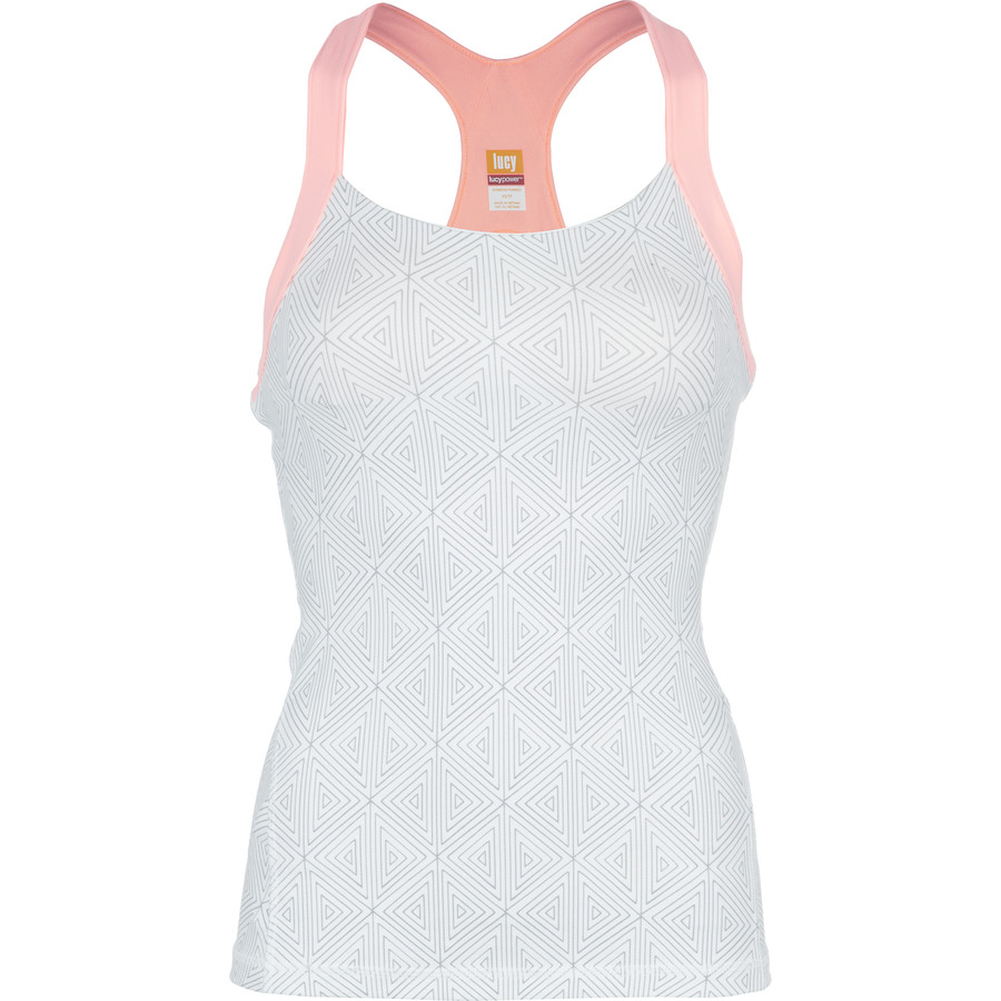 Lucy crossback tank top6