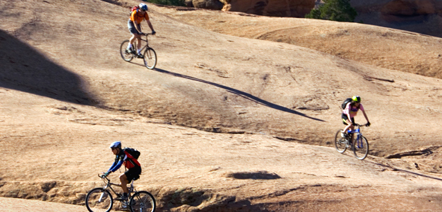 Mountain Biking Gear for Moab, Utah