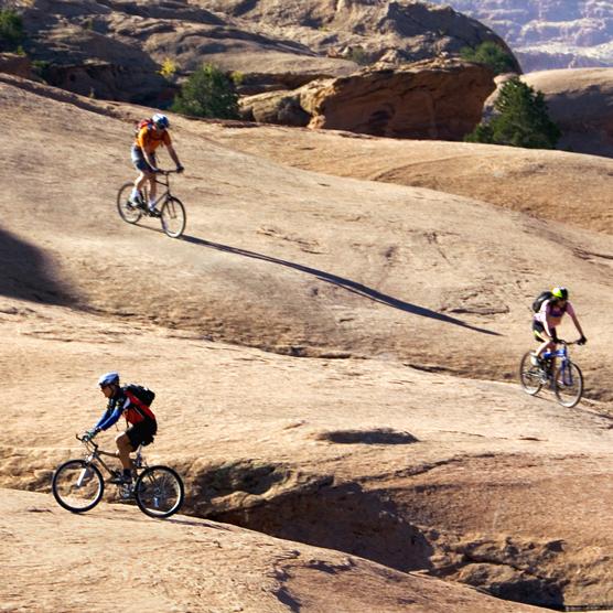 Mountain Biking Gear for Moab, Utah