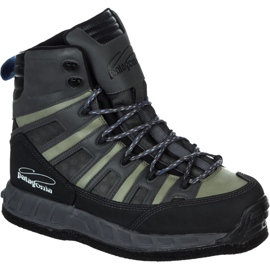Patagonia ultralight wading boot felt06
