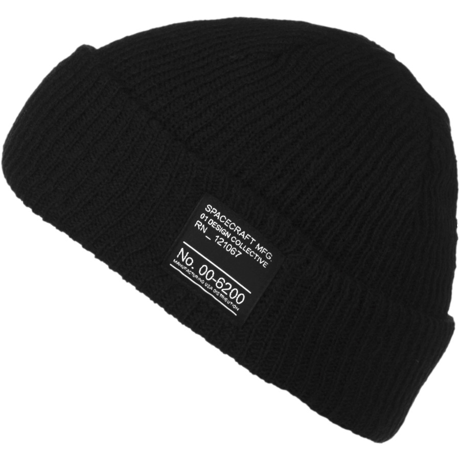 Spacecraft dock beanie01